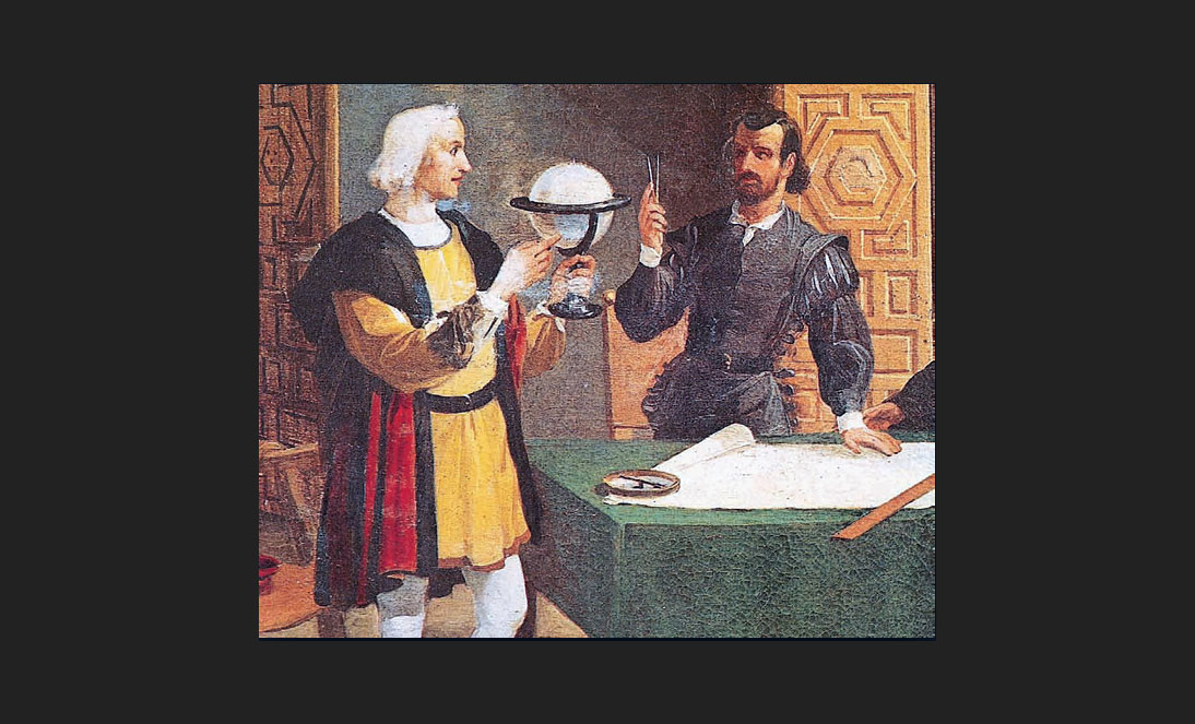 Indicios de que Colón vivió en Mas de Valls